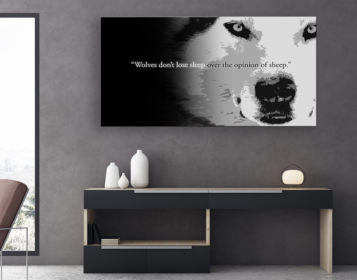 Wolves quote