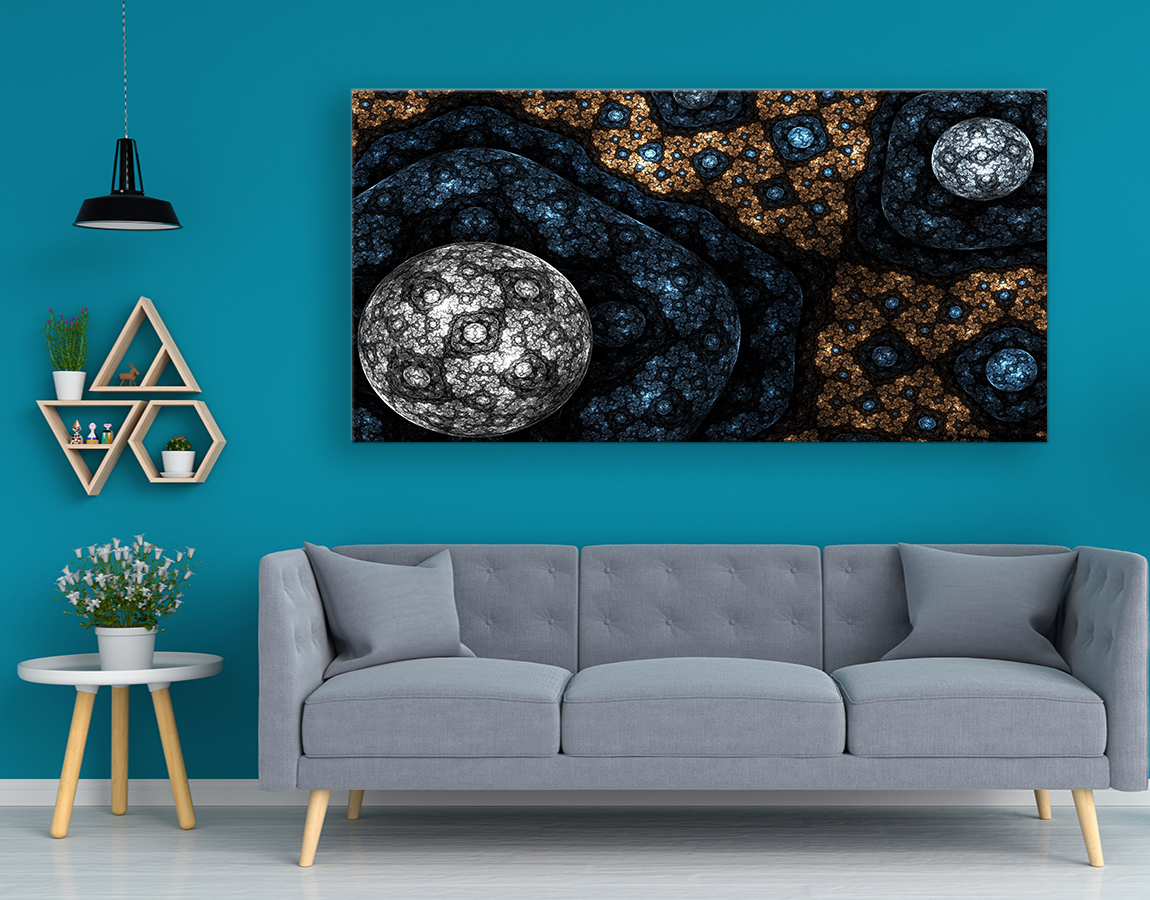 Abstract stones