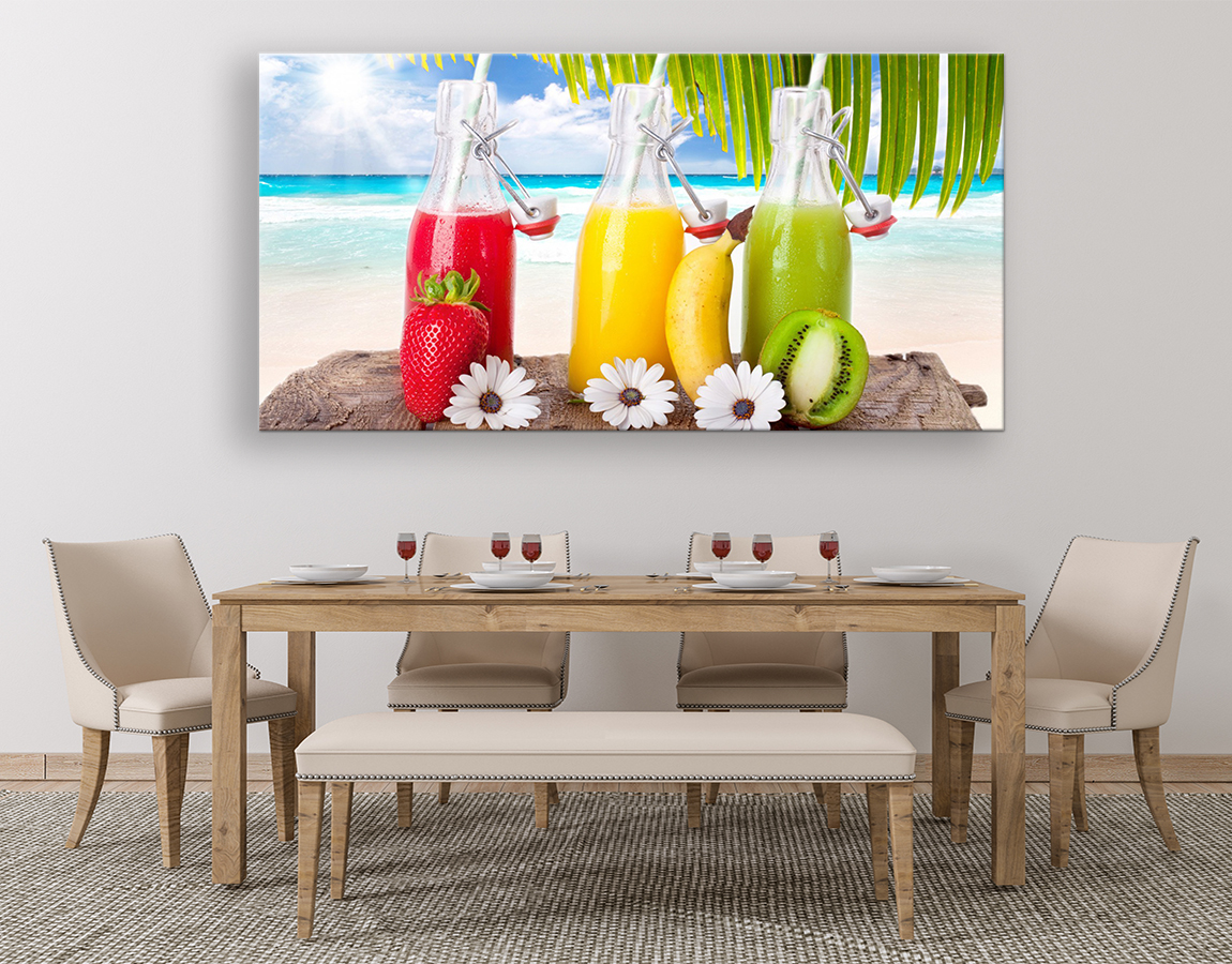 Fruit cocktail selections